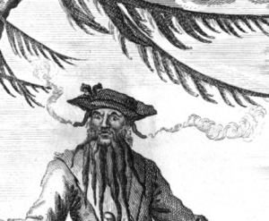 blackbeard lit fuse