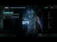 Upgrade spy และ merc