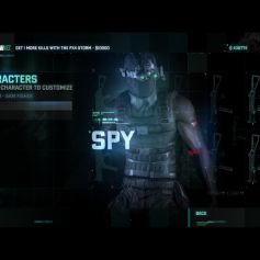 Upgrade spy และ merc
