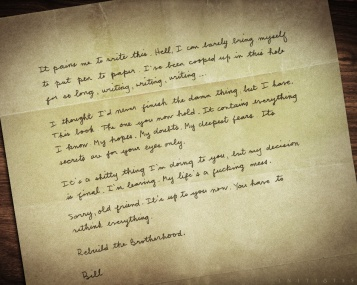 จดหมายของ William