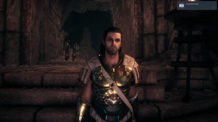 ถึงจะหล่อแค่ไหนก็ไม่อาจทำให้เราเปลี่ยนใจได้หรอกนะ Alexios ไปอมฮอลล์ไป