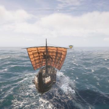 ร่องเรือหารักหรือเปล่าหนา
